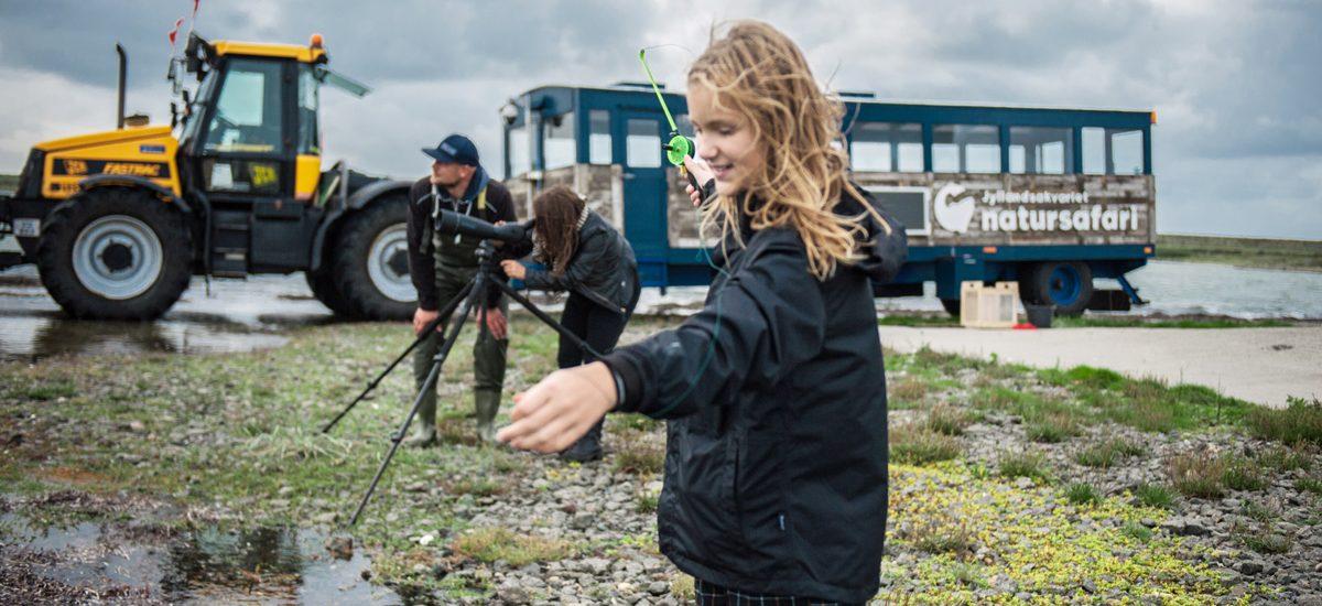 Natursafari med JyllandsAkvariet