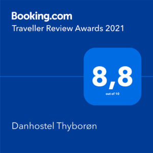 Booking.com - TravellerAwards2021